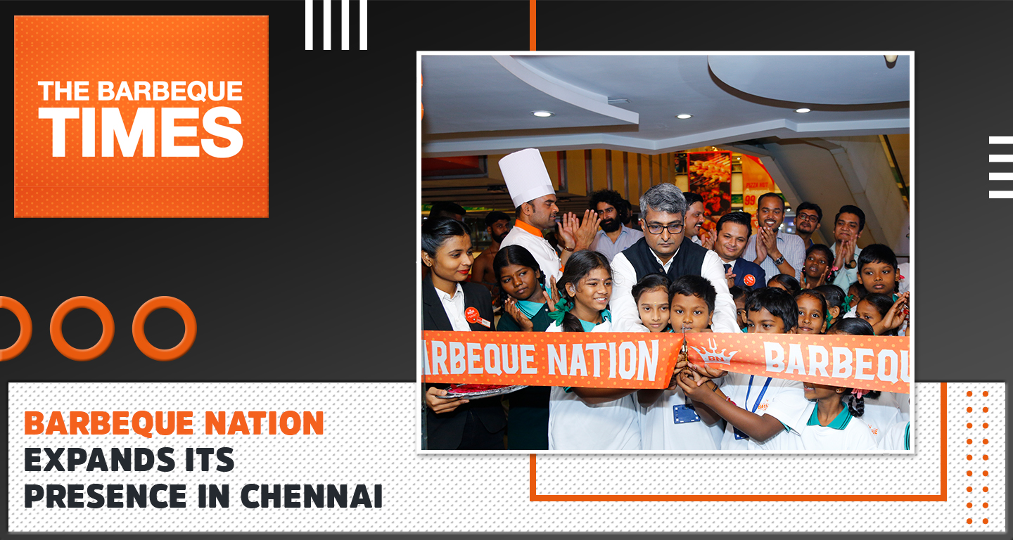 Barbeque Nation now in Ampa Mall, Chennai
