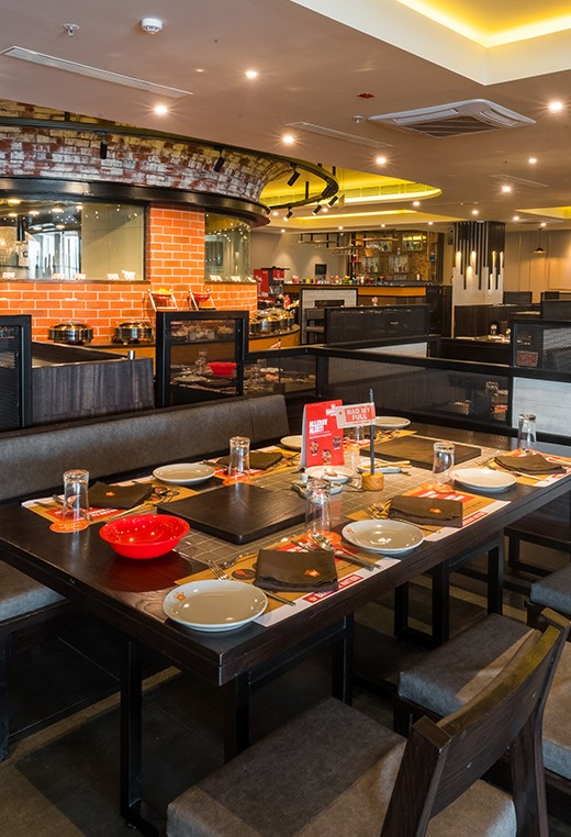 Barbeque Nation Partnership