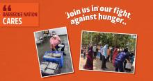 Join us in our fight against hunger